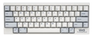 The Happy Hacking Keyboard, Top View