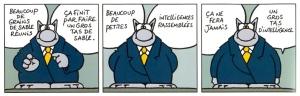 (c) Philippe Geluck