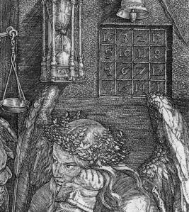 Albrech Dürer's Melancholia I