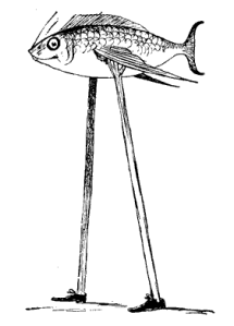 fish-on-stilts