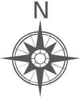 162px-Gray_compass_rose.svg