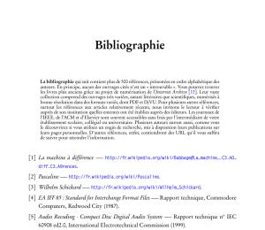 hack-bibliographie